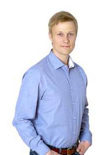 Carl-Johan Fogelberg, Technischer Leiter bei VPG