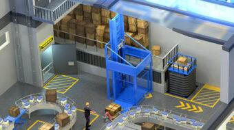 MDL-I ermöglicht die vollständige Nutzung des überbauten Raums